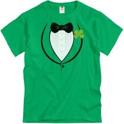 St. Patrick's Day Tuxedo
