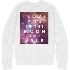 Love You Moon and Back
