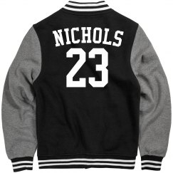 Nichols football jacket