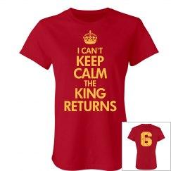 The King Returns
