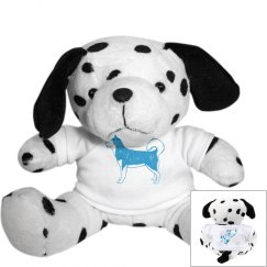doggy stuffed animal