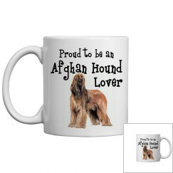 Afghan Hound Lover