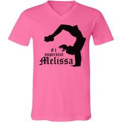 Cheerleader. Melissa