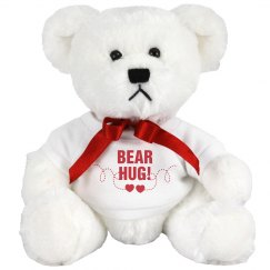 Bear Hug Valentine's Day