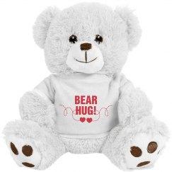 Bear Hug Valentine's Day