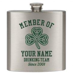 Member of Drinking Team