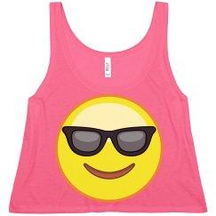 summer smile emoji