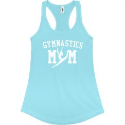 Gymnastics Mom Tank Top