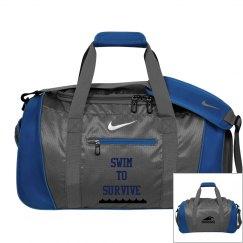 Swim to Survive Bag