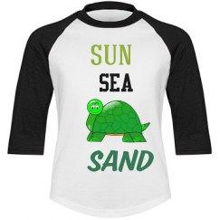 Sun Sea Sand Tee