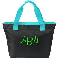 Monogram Beach Bag