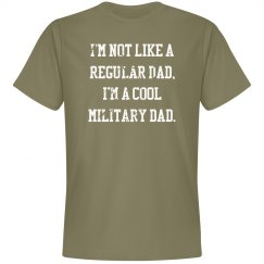 I'm a cool military dad