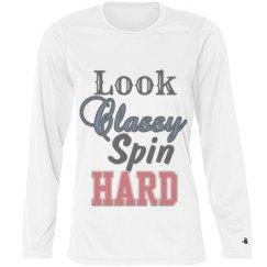 Look Classy, Spin Hard