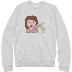 Spendin' Money Crewneck