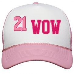 21 peak Cap