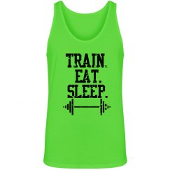 Train Eat Sleep
