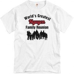 Nguyen Family Reunion