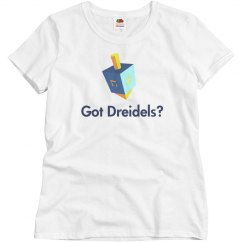 Got Dreidels?