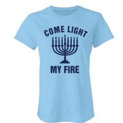 Light My Menorah