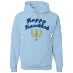 Celebrate Hanukkah Hoodie