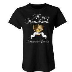 Happy Hannukah Shirt