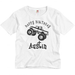 Happy Birthday Austin!