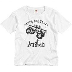 Happy Birthday Austin!