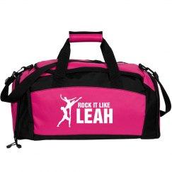 Rock it like Leah!
