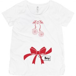 Maternity Christmas Tops