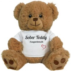 Sober Teddy Bear