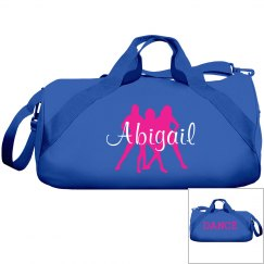 Move your body. Abigail