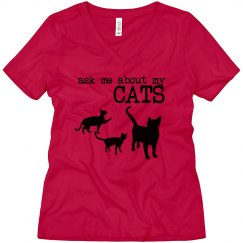 Ask me about my cats!