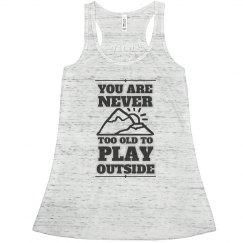 Play Outside Tank