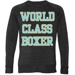 World Class Boxer