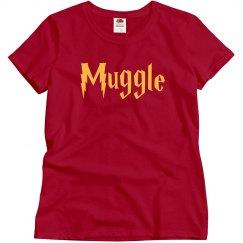 Muggle Easy Costume Shirt