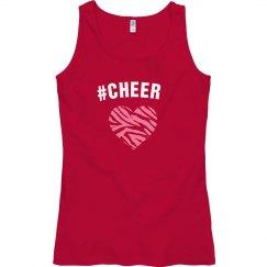 #cheer