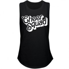 Cheer Squad Muscle Tank