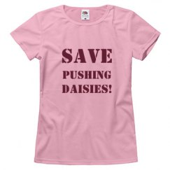 Save Pushing Daisies!