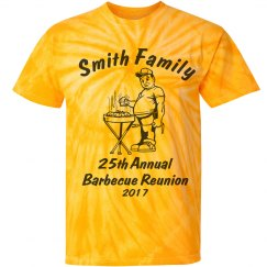 Annual Family Barbecue shirt