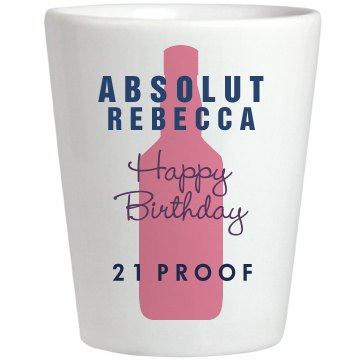 Absolut 21st Birthday
