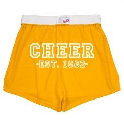 Cheer Est. 1982