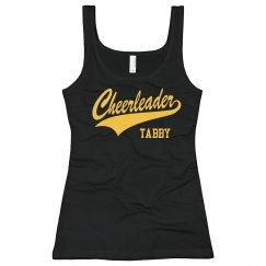 Cheerleader Tabby