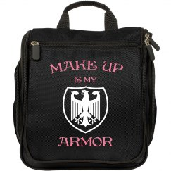 Make up is my armor