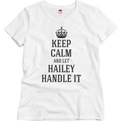 Let Hailey Handle It