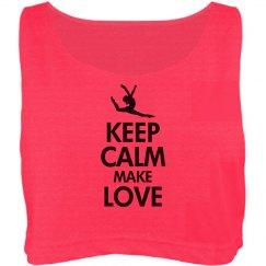 Keep calm - Make Love