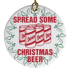 Spread the Christmas Beer