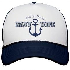 Anchor Navy Wife