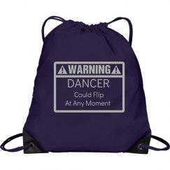 Warning! Dancer!