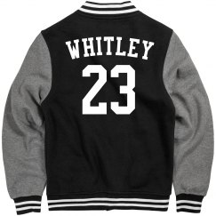 Whitley football jacket