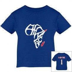 Print Africa logo T-shirt